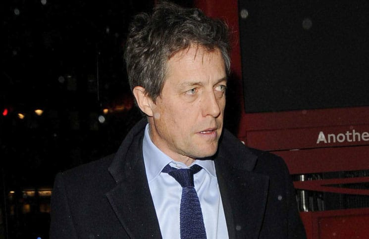 "Hugh Grant - ""Wounded: The Legacy of War"" Book Launch Party"