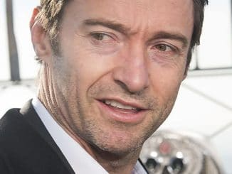 Hugh Jackman - Empire State Building Hosts Actor Hugh Jackman on January 23, 2015