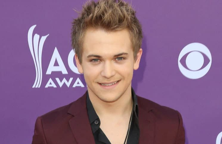 Hunter Hayes - 48th Annual Academy of Country Music Awards