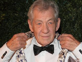 Ian McKellen - 60th Annual Evening Standard Theatre Awards