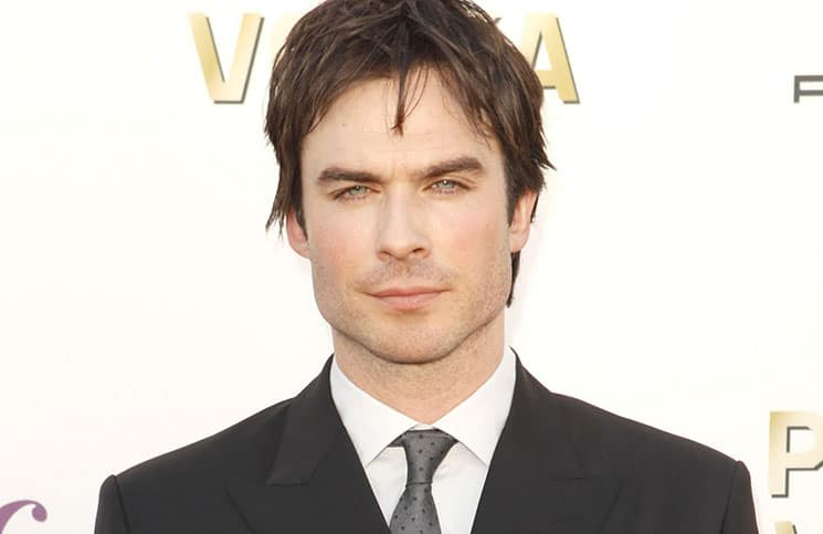 Ian Somerhalder - 19th Annual Critics' Choice Awards
