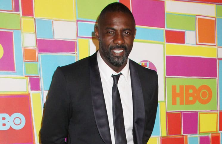 Idris Elba - 66th Annual Primetime Emmy Awards