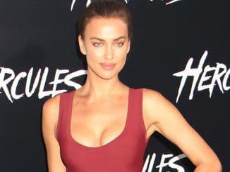 "Irina Shayk - ""Hercules"" Los Angeles Premiere"