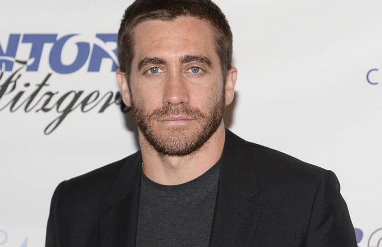 Jake Gyllenhaal - September 11th, 2014 Annual Charity Day
