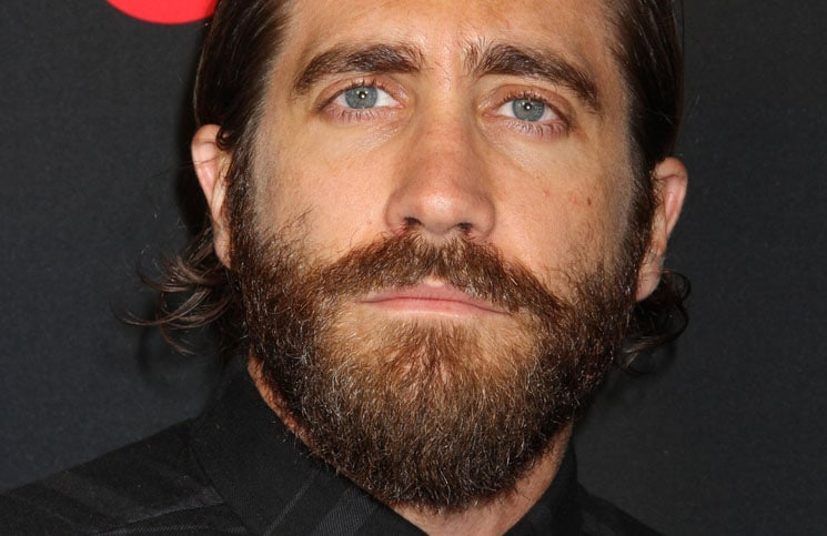 Jake Gyllenhaal - 2014 Boxing