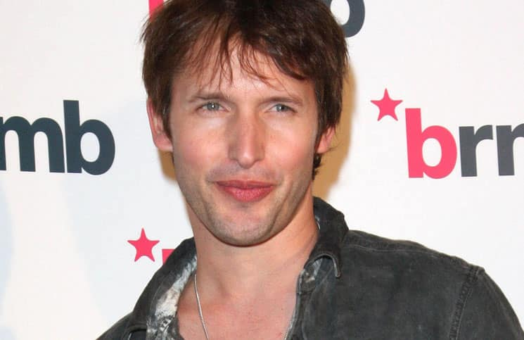 James Blunt - BRMB Live 2010 at the LG Arena