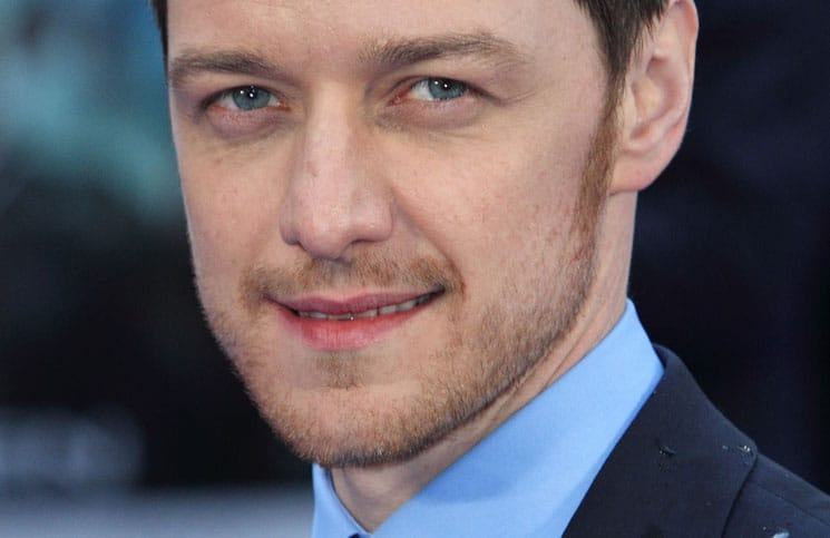 "James McAvoy - ""X-Men: Days of Future Past"" UK Premiere"