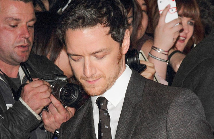 James McAvoy - 58th Annual BFI London Film Festival