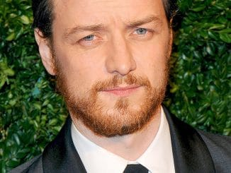 James McAvoy - 60th Annual Evening Standard Theatre Awards
