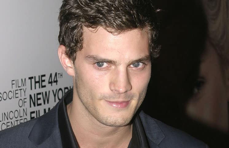 Jamie Dornan - Marie Antoinette Movie Premiere in New York - Arrivals