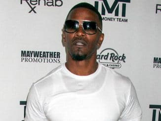 "Jamie Foxx - 2014 Boxing - Showtime's ""Mayhem: Mayweather vs. Maidana 2"" - Official After Pool Party"