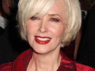 "Janine Turner - ""The Great Debaters"" New York City Premiere"