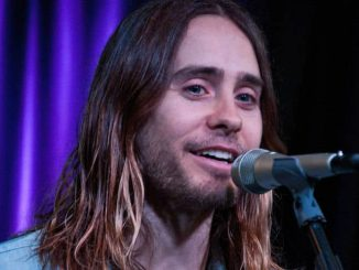 Jared Leto - Thirty Seconds To Mars in Concert