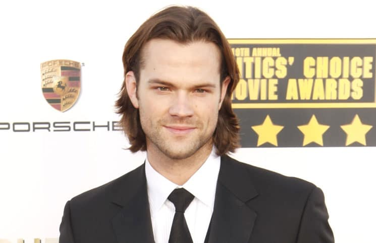 Jared Padalecki - 19th Annual Critics' Choice Awards - Arrivals
