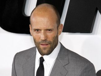 "Jason Statham - ""Furious 7"" Los Angeles Premiere - Arrivals"
