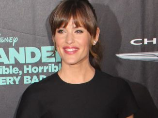 "Jennifer Garner - ""Alexander and The Terrible, Horrible, No Good, Very Bad Day"" Los Angeles Premiere"