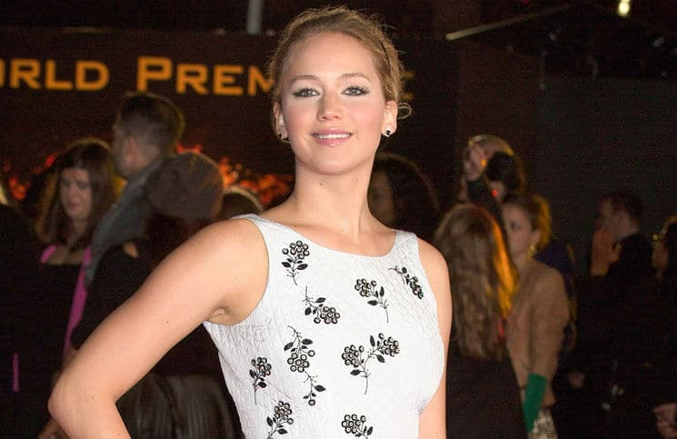 "Jennifer Lawrence - ""The Hunger Games: Mockingjay - Part 1"" World Premiere"