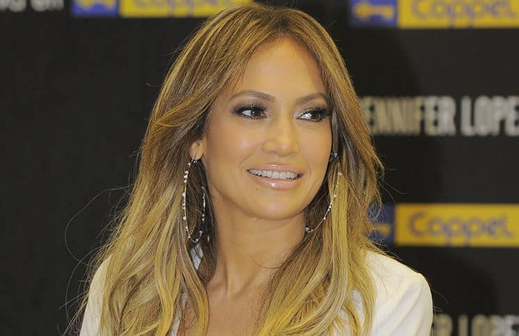 Jennifer Lopez Fashion Collection Photocall at Coppel in Mexico City
