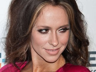 Jennifer Love Hewitt - 2012 A&E Network Upfronts