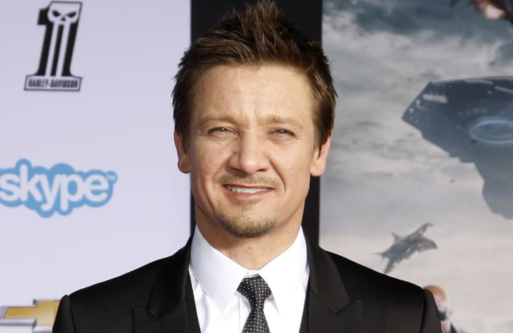 "Jeremy Renner - ""Captain America: The Winter Soldier"" Los Angeles Premiere"