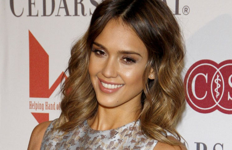 Jessica Alba - 85th Annual Cedar-Sinai The Helping Hand of Los Angeles