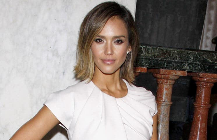 Jessica Alba - The Independent School Alliance For Minority Affairs Impact Awards Dinner