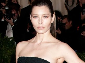 "Jessica Biel - ""PUNK: Chaos to Couture"" Costume Institute Gala"