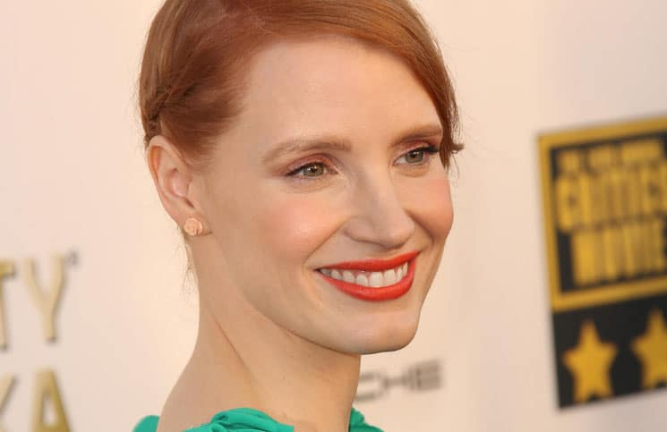 Jessica Chastain - 19th Annual Critics' Choice Awards