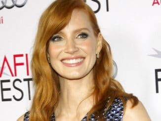 "Jessica Chastain - AFI FEST 2014 Presented By Audi Opening Night Gala Premiere Of ""A Most Violent Year"""