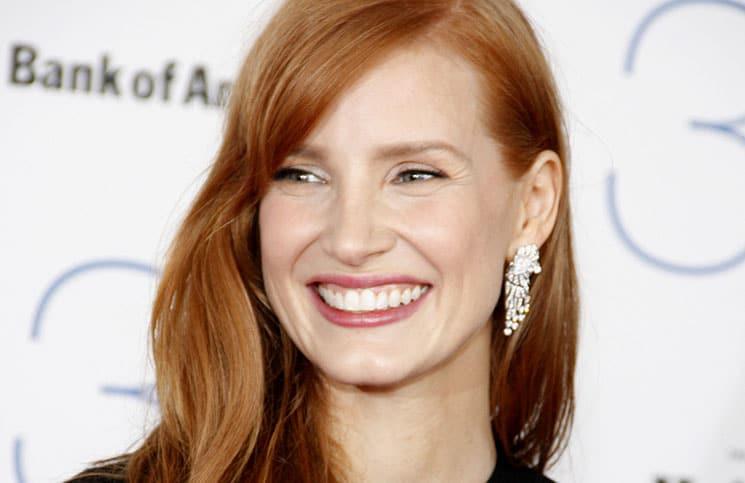 Jessica Chastain - 2015 Film Independent Spirit Awards