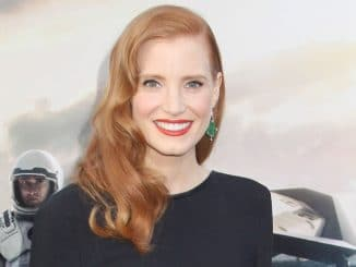 "Jessica Chastain - ""Interstellar"" Los Angeles Premiere - Arrivals"
