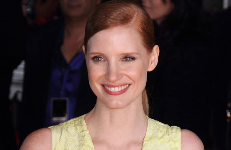 "Jessica Chastain - ""Salome & Wilde Salome"" UK Screening"