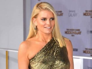 """Jessica Simpson - """"The Hunger Games: Mockingjay - Part 1"""" Los Angeles Premiere"""