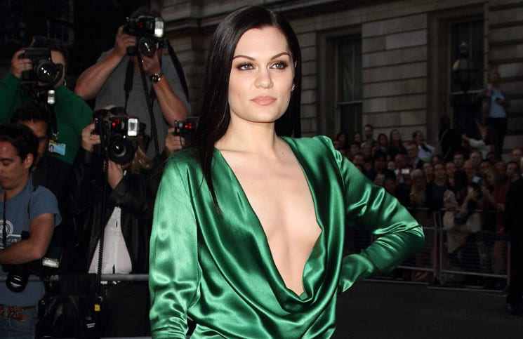 Jessie J - GQ Men of the Year Awards 2014