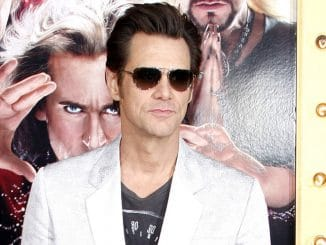 "Jim Carrey - ""The Incredible Burt Wonderstone"" Los Angeles Premiere"