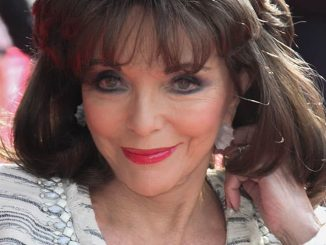 Joan Collins - Prince's Trust Celebrate Success Awards 2014