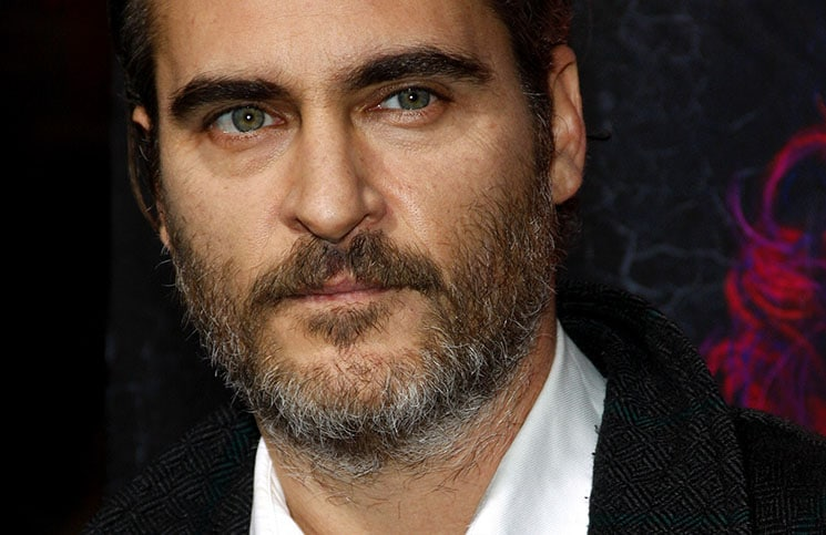 "Joaquin Phoenix - ""Inherent Vice"" Los Angeles Premiere"