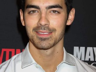 Joe Jonas - 2014 Boxing