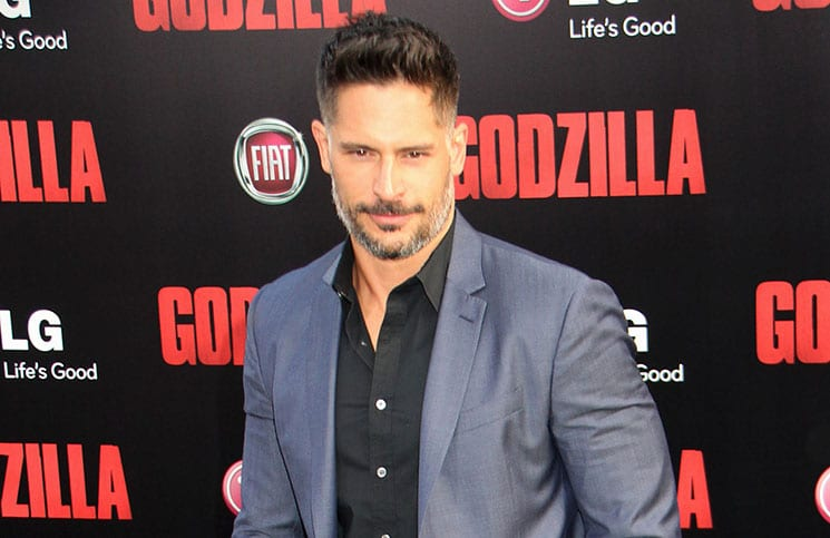 "Joe Manganiello - ""Godzilla"" Los Angeles Premiere"