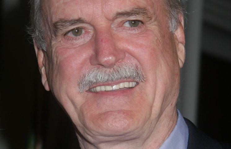 John Cleese - Spamalot Movie Premieres At The Wynn Las Vegas Holy Grail Theatre