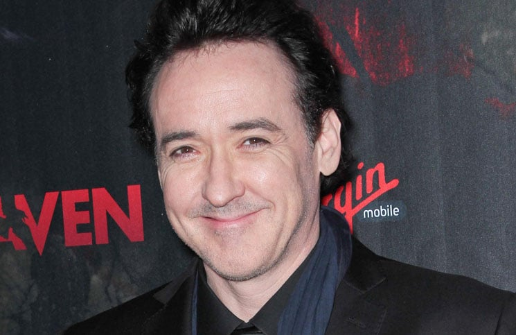 "John Cusack - ""The Raven"" Los Angeles Premiere"