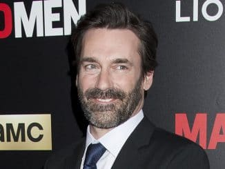 "Jon Hamm - AMC Networks Presents A Special Friends and Family New York City Screening of ""Mad Men"" - Arrivals"