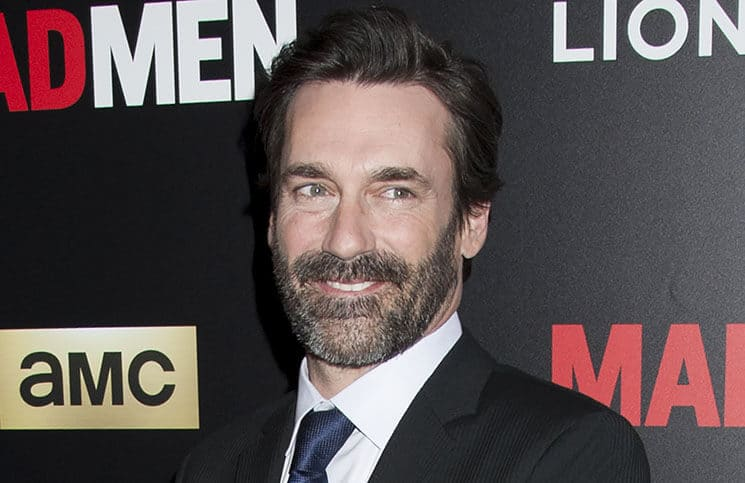 """Jon Hamm - AMC Networks Presents A Special Friends and Family New York City Screening of """"Mad Men"""" - Arrivals"""