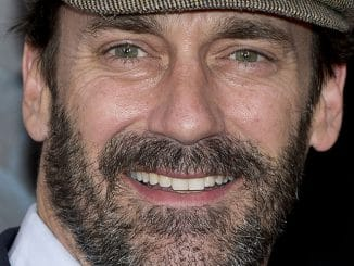 "Jon Hamm - ""Into the Woods"" World Premiere"