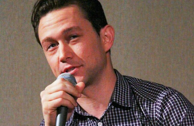 "Joseph Gordon-Levitt - ""Sin City: A Dame to Kill For"" Los Angeles Press Conference"