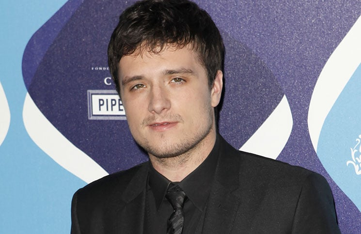 Josh Hutcherson - 2nd Annual unite4:humanity Event Presented by Alcatel OneTouch