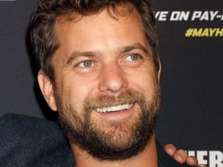 "Joshua Jackson - 2014 Boxing - Showtime's ""Mayhem: Mayweather vs. Maidana 2"" VIP Pre-Fight Party"
