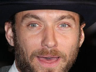 Jude Law - 55th Annual Times BFI London Film Festival