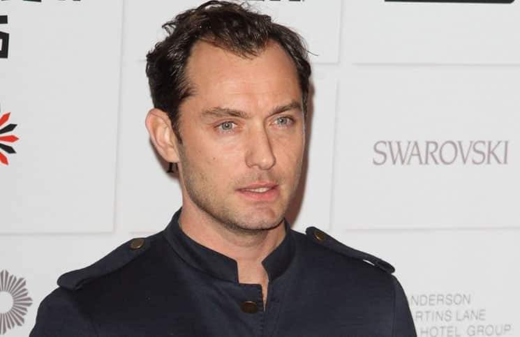 Jude Law - Moet British Independent Film Awards 2012