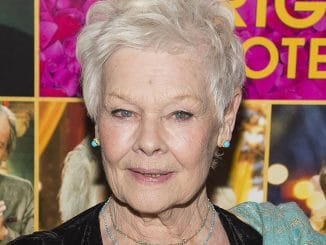 "Judi Dench - ""The Second Best Exotic Marigold Hotel"" New York City Premiere"